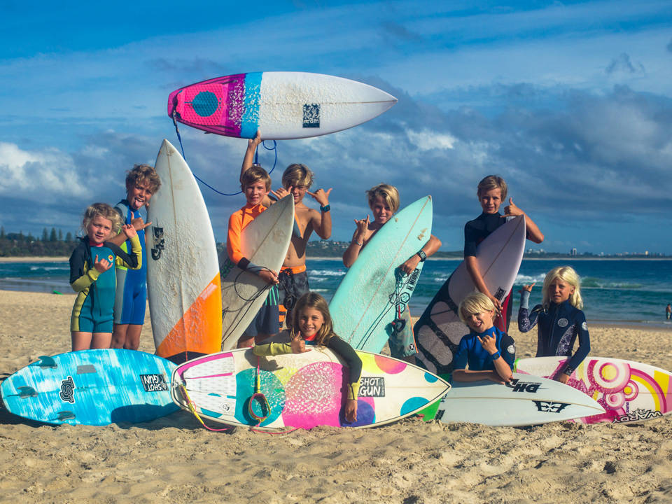 2 Day Micro Grom Camp